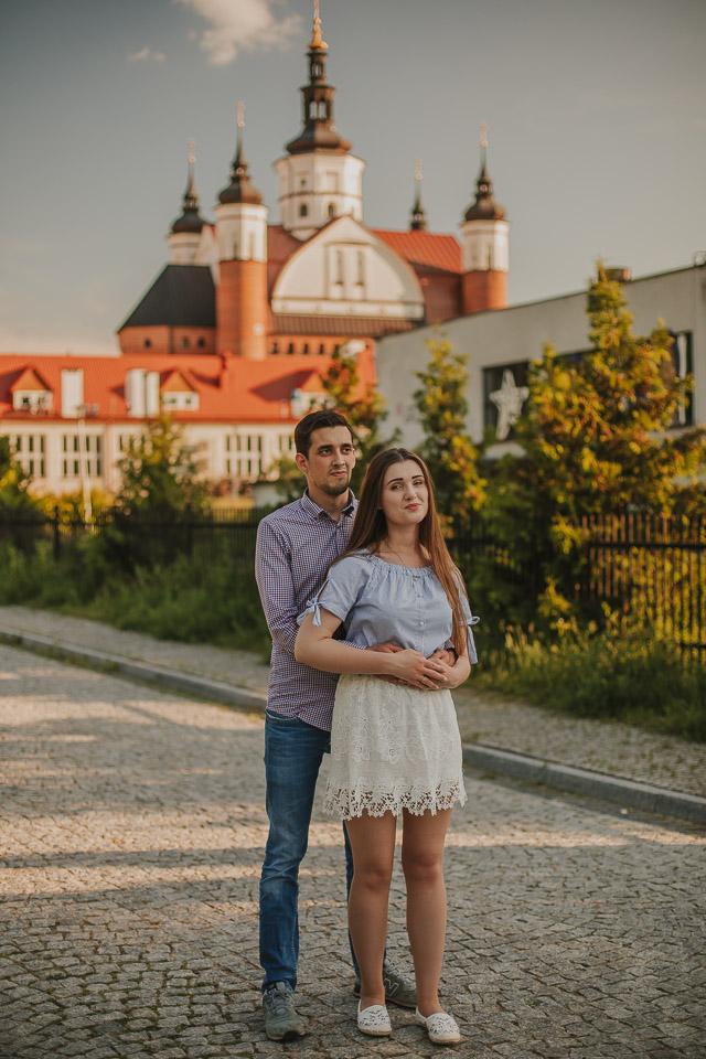 Sesja narzeczeńska, sesja, plener, zdjęcia, fotografie, fotograf, ślub, wesele, narzeczeństwo, miłość, zakochanie - fotograf ślubny Białystok Łomża